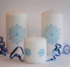 39 DIY Candle Holders and Candles