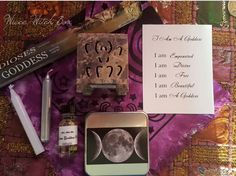 Wiccewitchbox- A monthly box subscription and online shop for witches and pagans