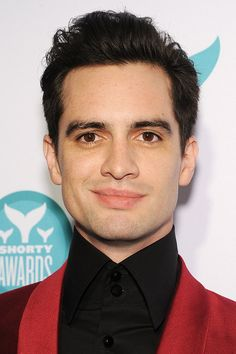 Brendon Urie of Panic! At The Disco hasn't aged because he's presumably a vampire.   Here's What Your Teenage Emo Heartthrobs Look Like Now