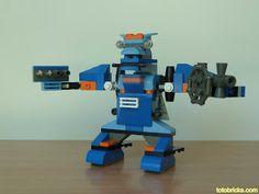 Totobricks: LEGO 4099 LEGO CREATOR Robobots Robot 1 Designer Set http://www.totobricks.com/2015/08/lego-4099-lego-creator-robobots-robot-1.html