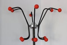 Mid Century Coat Rack