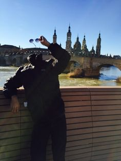 Don't lose your head over travel! | Follow us at Travel-Ling.com for travel stories and tips from all over Europe! #wanderlust #headless #zaragoza #spain