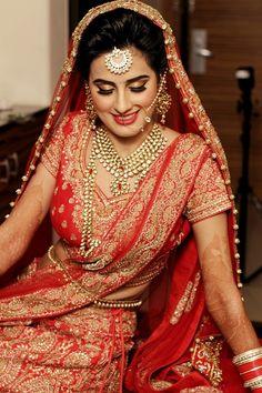 Portfolio of Pooja Sonik Hair and Makeup