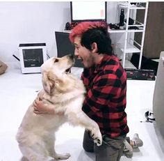 Chica and Mark