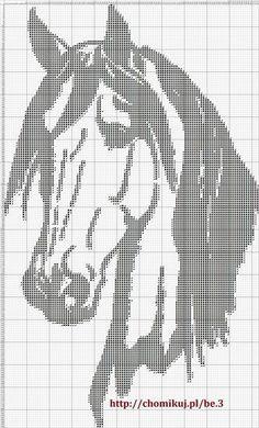 ru / Photo # 184 - Archive - Olgakam - That's It Cross Stitch Horse, Cross Stitch Animals, Cross Stitch Charts, Cross Stitch Patterns, Crochet Animal Patterns, Stuffed Animal Patterns, Crochet Animals, Filet Crochet, Crochet Chart