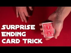 If you like prediction tricks, you're on right place today ;)  Video below will teach you cool prediction trick that uses phone calculator.  If you'll like to video, make sure you check YouTube channel called Card Shuffler 99 as well ;) Easy Card Tricks, Magic Card Tricks, Calculator, Channel, Playing Cards, Craft Ideas, Cool Stuff, Learning, Phone