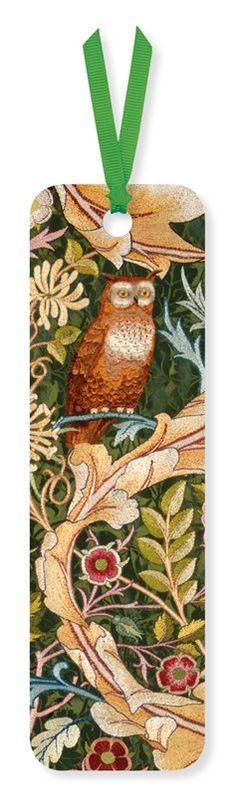 The Owl Bookmark Pinned by www.myowlbarn.com
