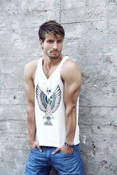 Florian Grey| Ph: Phil Vegas #muscle #malemodelsVisitThe Man Crush Blog|Twitter|Facebook|Google+