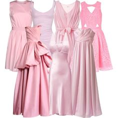 """pink"" by orban-betty on Polyvore"