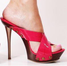 Open Toe High Heels, Platform High Heels, Sexy High Heels, Feet Soles, Women's Feet, Mules Shoes, Heeled Mules, Sexy Sandals, Clogs