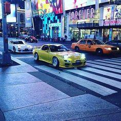 Nice pic of FD's Mazda Cars, Jdm Cars, Rally Car, Car Car, Bike Engine, Misfit Toys, Automotive Furniture, Car Memes, Rx7