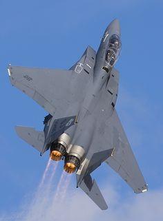 McDonnell Douglas F-15E Eagle