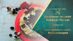 Pavlova torta - Karácsonyi receptek - Auchan Magyarország Birthday Cake, Food, Birthday Cakes, Essen, Meals, Yemek, Cake Birthday, Eten