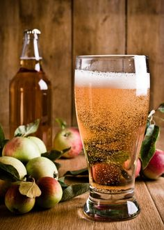Cider drinkers of Somerset top study.