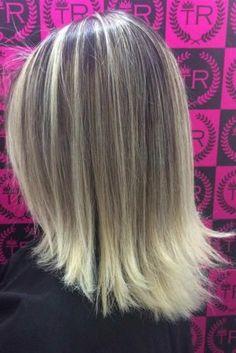 Cheveux Mi-longs Dégradés   Les Modèles les Plus Fashion. Tagli Di Capelli  ... 740d2fc207e7