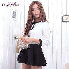20 de lei Asian Woman, Cheer Skirts, Skater Skirt, Lady, Sleeves, Fashion, Moda, Fashion Styles, Skater Skirts