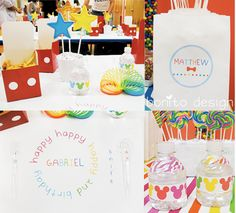 Little Sooti: Birthday Parties