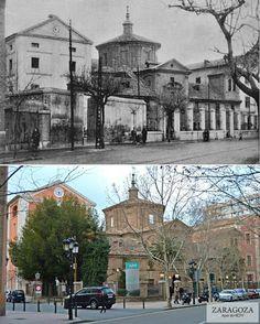 Ayer y Hoy. Hospital de Nuestra Señora de Gracia