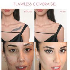 Phoera Flawless Matte Liquid Foundation Airbrush, Concealer, Cakey Makeup, Matte Foundation, Flawless Foundation, Makeup Foundation, Skin Mask, Shopping, Tatoo