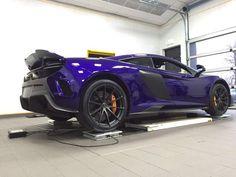 Lantana Purple McLaren