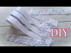 Самая Популярная и Продаваемая Модель Школьных Бантиков. Их всегда Покупают к 1 Сентября. - YouTube Ribbon Crafts, Flower Crafts, Diy Hair Bows, Diy Hairstyles, Creative, Flowers, Ribbons, Knots, Crochet