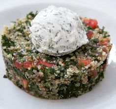 What's for #lunch folks? Try this #delicious & super #healthy #Quinoa salad with #garlic and #herbs cream #cheese!! We bet you will keep asking for more. . Quinoa makes an excellent meal option with great texture crunchiness but it is also a complete #protein source with all essential Amino Acids!! It is #gluten-free and low in #glycemic index too. Go for it!! . . #medhya #medhyaherbals #healthy #cleaneating #plantnutrition #vegan #vegetarian #ayurveda #wholefoods #nutrition #recipes…