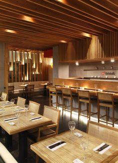 Restaurante Kotobuki,© MCA Studio