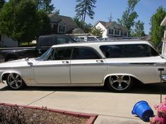 1955 chrysler station wagon | 1964 Chrysler New Yorker Wagon 1 Of 1190 Harley Davidson Forums