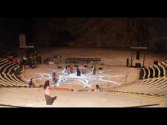 Encardia - Pleiades - KETHEA, stage setup - visual environment at Vrahon theater - YouTube