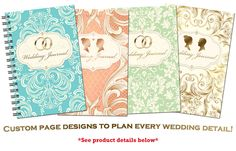 Piccadilly Wedding Journals that are also wedding planners.  ✭~~hh/