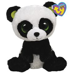 Bamboo the Panda is a right little cutie!