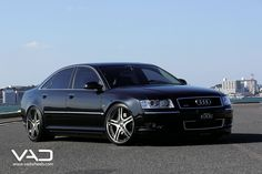 Modified Audi A8 D3