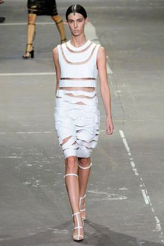 Alexander Wang Spring 2013 RTW Collection - Fashion on TheCut