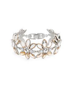 Crystal Corsage Bracelet