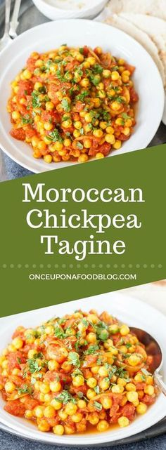 A Moroccan inspired vegetarian tagine. Healthy and full of flavour, this is a great one dish meal.