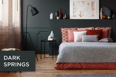Thinking of switching up your interior design for autumn and unsure which colours will work? Check out our researched colour trend predictions by WGSN and add those golden browns and warm red into your home. #AutumnHome #Autumnhomedecor #autumntrends #ratedpeople Sico, Pink Bedding, Digital Wall, Other Rooms, House Painting, Air Purifier, Color Trends, Home Interior Design, Living Room