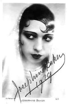 """The things we truly love stay with us always, locked in our hearts as long as life remains.""  Josephine Baker"