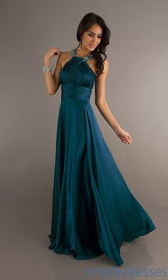 Shop long formal dresses and formal evening gowns at Simply Dresses. Women's formal dresses, long evening gowns, floor-length affordable evening dresses, and special-occasion formal dresses. Teal Prom Dresses, Gala Dresses, Long Bridesmaid Dresses, Pretty Dresses, Formal Dresses, Dress Prom, Bridesmaid Color, Dresses Uk, Bridesmaids