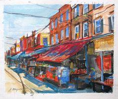 A must-see Philadelphia's Italian Market.