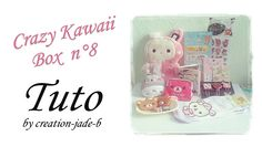 Crazy Kawaii Box - Rilakkuma et ses amis ! Rilakkuma, Kawaii, Stickers, Box, Snare Drum, Kawaii Cute, Sticker, Boxes