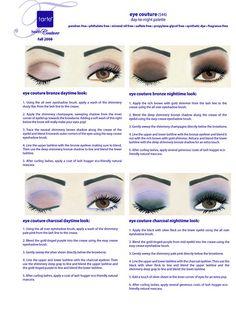 Beautynomics – The Economics of Vanity » Blog Archive » Tarte Cosmetics Introduces Eye Makeup Looks for Fall