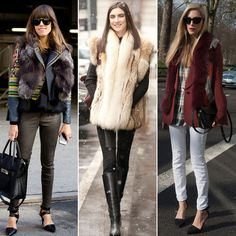 The Winter Staple No Street Style Star Goes Without