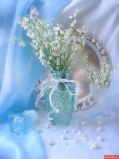 Голубые весны миражи
