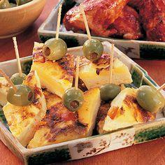 Tortilla-Häppchen
