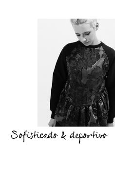 How to wear: sudaderas, por Lulu Figueroa © Fotografía: A. Moral / Realización: Cristina Malcorra