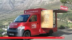 the new vida mobile van is the latest extension of the vida brand. it is the embodiment of the vida e caffè brick and mortar store and brings the vida experi. Coffee Truck, Coffee Roasting, Brick, Bring It On, Van, Pure Products, Store, Life, Larger