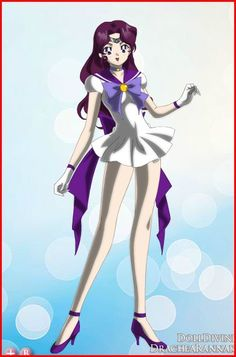 Rarity: Sailor Scouted  (made by me!)