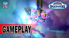 Skylanders Imaginators Undead Quickshot Character Creation Preview