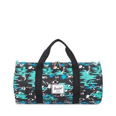 Sutton Youth Duffel Bag in Poly Space Boy by Herschel Supply