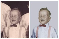 Black and white classics restored and colorized. Free estimates. Upload your classic -->http://fixingphotos.com